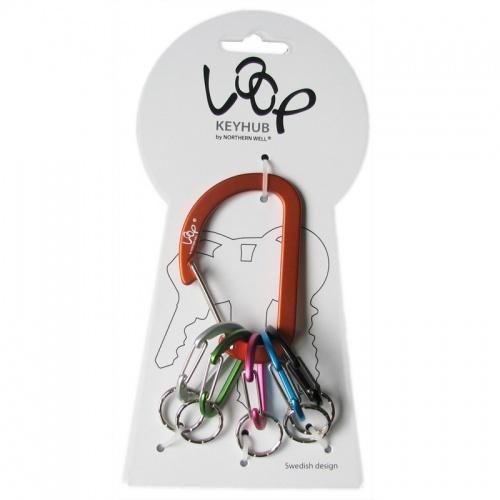 Schlüsselanhänger Loop