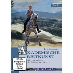 Branderup - Akademische Reitkunst Teil II (DVD)