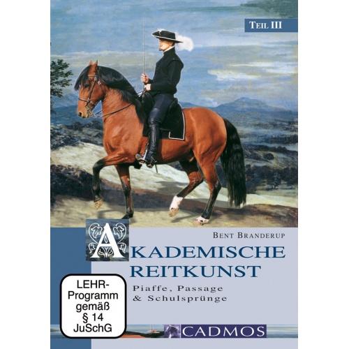 Branderup - Akademische Reitkunst Teil III (DVD)