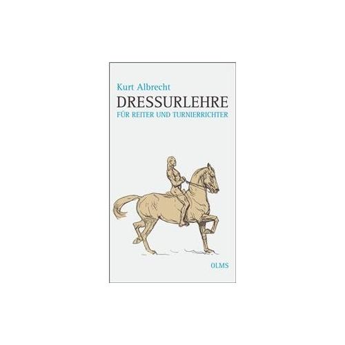 Albrecht - Dressurlehre für Reiter und Turnierrichter