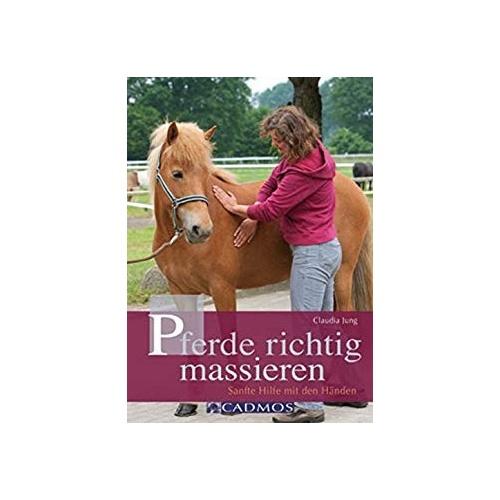 Jung - Pferde richtig massieren: Sanfte Hilfe mit den Händen