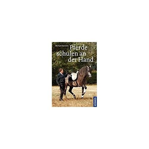 Hinrichs - Pferde schulen an der Hand