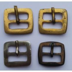 Mittelalter- Schnalle, handgefertigt