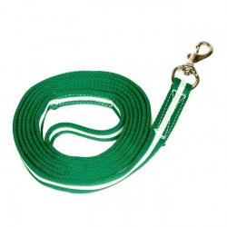 Führstrick Hierro grün/ weiß
