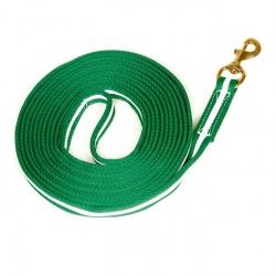 Longe Hierro grün/ weiß