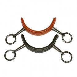Serreta Muserola, zwei Ringe lang plan