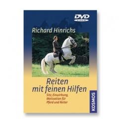 DVD Hinrichs, Reiten mit feinen Hilfen